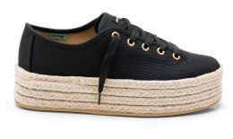 Sneaker Platform Black